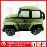 Plush Toy of Jeep Car Model for Baby Gift