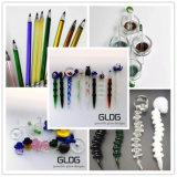 Gldg Wholesale High Quality Glass Bowl Glass Banger Dabber Pencil Glass Smoking Accessories