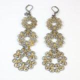 Jewelry Fashion Design Hanging Stainless Steel Earrings Women