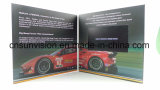 "Cars Promotion 5"" LCD Screen Video Brochure Card"