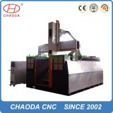 CNC Stone Hsd 5 Axis Router for Hard Granite Marble