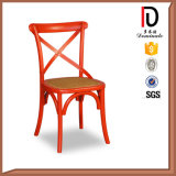 Special Stackable Metal Used X Back Chair Br-M204
