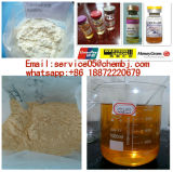 99.3% Purity Ananbolic Steroid Hormone Powder Trenbolone Acetate Tren a