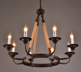 Classical Hotel Project Candle Bar Chandelier for Home or Hotel