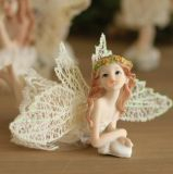 Polyresin Decorative Resin Pretty Fairy Angel for Sale
