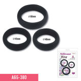 Men′s Silicone Cock Ring with 3 Size/Set