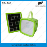 Cheap Price Wholesale LED Solar Light Radio with USB Charger and Battery Indicator