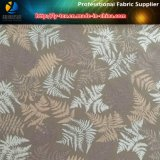 Polyester Gabardine Printing Fabric with Retro Style for Dress