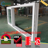 UPVC Window Double Glazed, Stacking Sliding Window Door Design