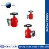 OEM Cast Bronze Flange Fire Hydrant Landing Valve