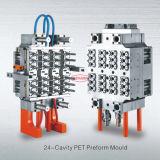 Demark High Performance Hot Runner24 Cav. Pet Preform Molds