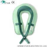 Low-Frequency Electromagnetic Neck and Shoulder Massager