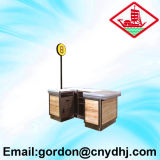 Cashier Desk/Checkout Counter with Light Box Yd-R0020