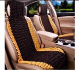 Beautiful Wood Bead Car Seat Cushion