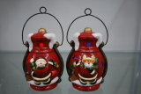 Christmas Resin Home Decoration Furniture Pot