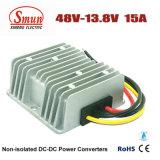 Waterproof 48VDC to 13.8VDC 15A 207W DC DC Buck Converter