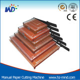 Professional Manufacturer Paper Cutter Wooden or Metal Manual Paper Trimmer