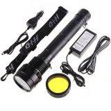 High Power Output HID 75W 6000lumen HID Flashlight