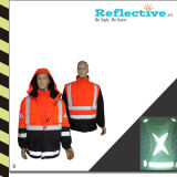 Reflective Outerwear for Security Department