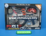 Police Gun Set Tool Toy, Police Soft Gun Set (813510)