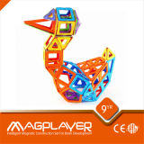 218 Pieces Learning Magformers Toys with Plastic Barrel Packing