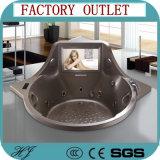 Acrylic Massage Bathtub/Hydro Massage Bathtub/Outdoor SPA Tub (715A)