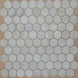 Volakas Marble Tile White Carrara Marble Stone Mosaic Tile