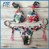 2017 Abstract Bathing Suits Biquini Monokini Bikini