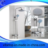 China Comfortable Bathroom Rainfall Shower Set