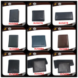 China Manufacture Supplier Hot Selling Lady Leather Wallet (HJ5071)