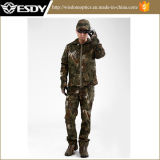 Tactical Outdoor Rattlesnake Python Commando Combat Camouflage Suit Uniform