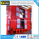 Mobile Containerized Port Bagging Machine Unit