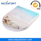HD Inkjet UF Soft Close Wrap Over Style Toilet Seat