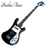 Hanhai Music / 4-String Ricken Style Electric Bass Guitar