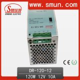 120W12V10A Single Output Dinrail Switching Power Supply