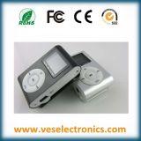 Fashioned Design Mini Clip MP3 Player