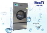 Front Loading Tumble Dryer Electric /Steam/Gas Heating Efficiency for Laundry Shop / Hotel