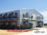 Prefabricated Steel Frame House in Livestock with Machinery in One Stop