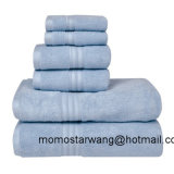 Qualified Bamboo Bath Towel Hand Towel Sets