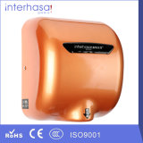 2014 New 1800W Stainless Steel ABS Automatic High Speed Hand Dryer