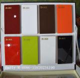 Solid Color Demet Acrylic MDF for Kitchen Cabinet Door (ZH-8603)