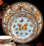 Butterfly Dinner Plate for Events Use