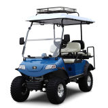 Electric Cart/Buggy, Ceiling with Roof Basket (DEL2022D2Z 4-Seater)