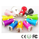 Mini One-Port 0.5A Car Charger Adapter for iPhone Samsung Sony