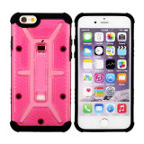 Customized Solid Color Amor Mobile TPU Case for Samsung/iPhone