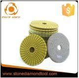 Diamond Floor Wet/ Dry Polishing Abrasive Pads for Granite/ Marble