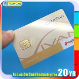 Cheap Price Printing SLE5542 Smart IC Contact Card
