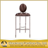 Most Popular Black PU Leater Bar Chair