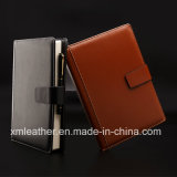 Business Diary Leather Cover Notebooks