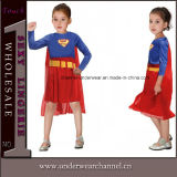 Children Christmas Clothing Boys Girl Super Hero Kids Costumes (TCQ020)